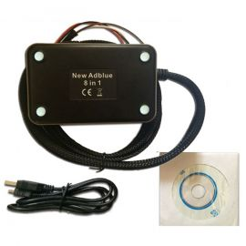 full Chip Professional AdBlue Emulator 8in1 with NOx sensor