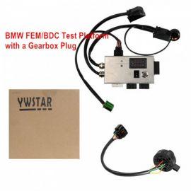 BMW FEM/BDC BMW F20 F30 F35 X5 X6 I3 Test Platform with a Gearbox Plug