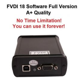 FVDI-2014 Full Version with 18 software activated