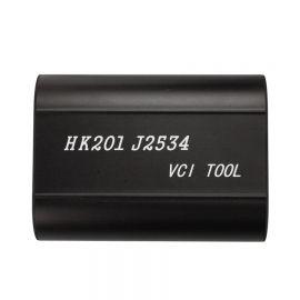 HK201 J2534 VCI Diagnostic Tool V15 For Hyundai & Kia 2014 New Arrival