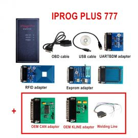 New V85 IPROG Plus 777 more functions than IProg Support Change SN
