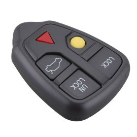 5 Buttons Key Shell for Volvo S60 S80 V70 - Pack of 5