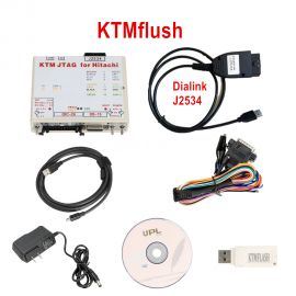 KTMflash V1.195 ECU Programmer & Transmission Power Upgrade Tool