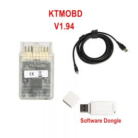 KTMOBD V1.194 ECU programmer & Gearbox Power Upgrade Tool Plug and Play