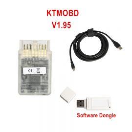 KTMOBD V1.195 ECU programmer & Gearbox Power Upgrade Tool Plug and Play