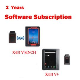 2 Years Online Software Update Service for Launch X431 Gasoline Scanner Launch X431 Subscription Renewal Card