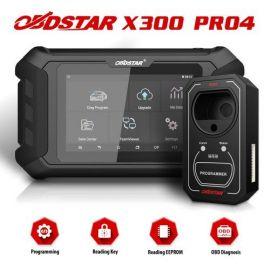 OBDSTAR X300 PRO 4 Key Programmer Key Master 5