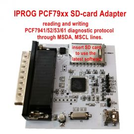IPROG PCF79XX SD Adapter