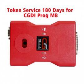 Token Service 180 Days for CGDI Prog MB Benz Car Key Programmer
