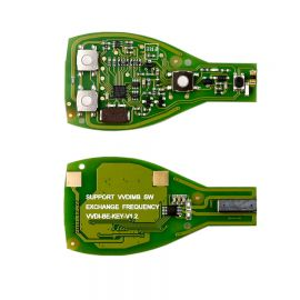 XHORSE VVDI BE Key Pro Improved Version for Benz XNBZ01CH Remote Key Chip Can get token for MB BGA