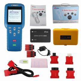 Original XTOOL X300 Plus X300+ Auto Key Programmer with EEPROM Adapter