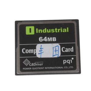 2015.12V 64MB TF Card for Toyota IT2 (Toyota/Suzuki/Blank Card Available for Choose)