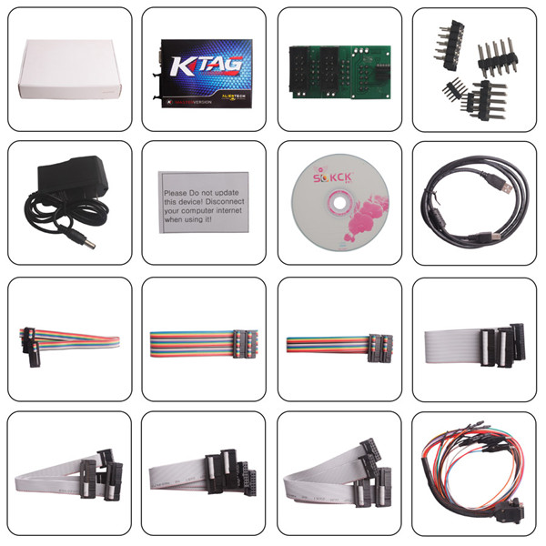 KTAG package list