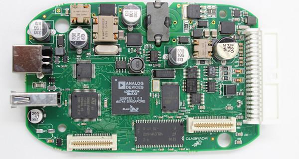 VCADS 88890180 PCB Board 2